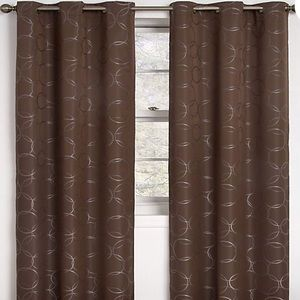 Sunblocking curtains 4 panels